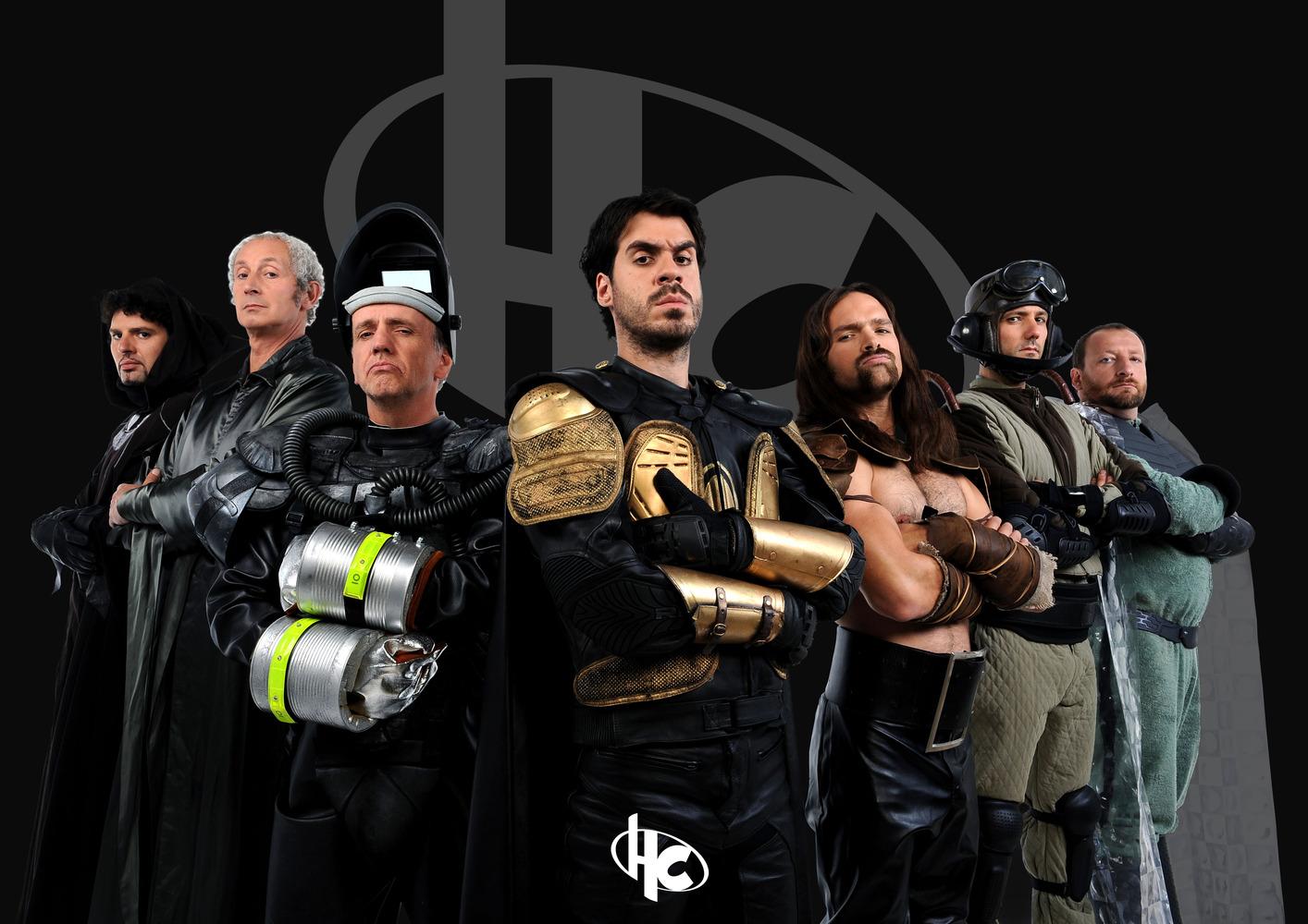 Evènement Dijon : Casting pour Hero Corp saison 3