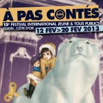 Festival Dijon : A pas Conts 2013
