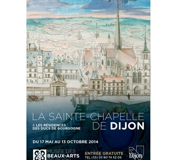 La Sainte Chapelle de Dijon : Visite multimédia