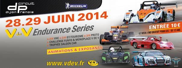 Automobile : Programme Circuit Dijon Prenois