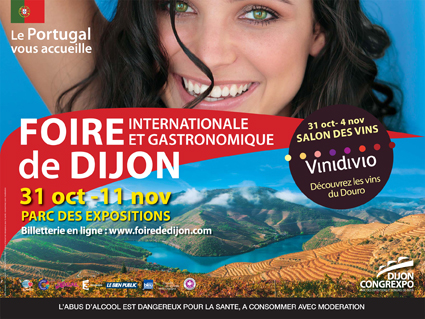 Foire Internationale de Dijon 2014 : Le Portugal