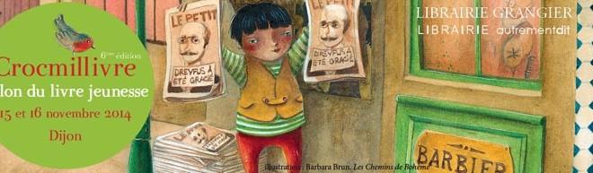 6ème édition du salon du livre jeunesse Crocmillivre
