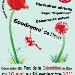 Activité Ecodrome au Parc de la Colombière à Dijon