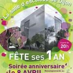 Soirée anniversaire pour Cime Altitude salle d'escalade à Dijon