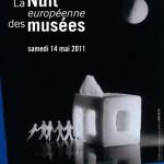 Activité la nuit des musées 2011 à Dijon