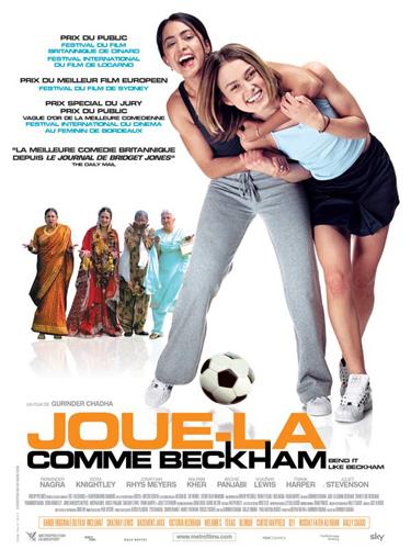 Activité Dijon : Ciné Quartier – Joue-là comme Beckham