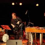 Concert Franck Tortiller Trio à la Vapeur