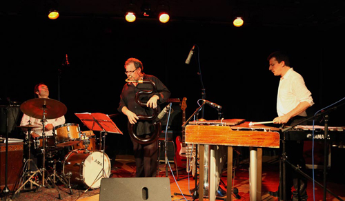 Concert Dijon : Franck Tortiller Trio