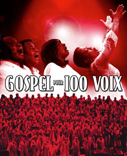 Concert Dijon : Gospel pour 100 Voix