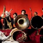 Concert Kaktus Groove Band et Youngblood Brass Band à la Vapeur