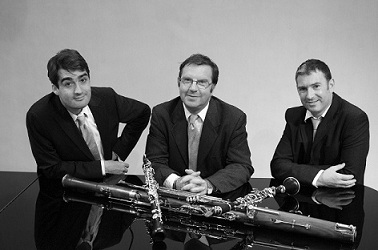 Musique Dijon : Trio de poche