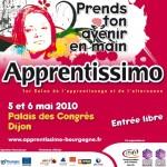 Evènement Salon Apprentissimo à Dijon