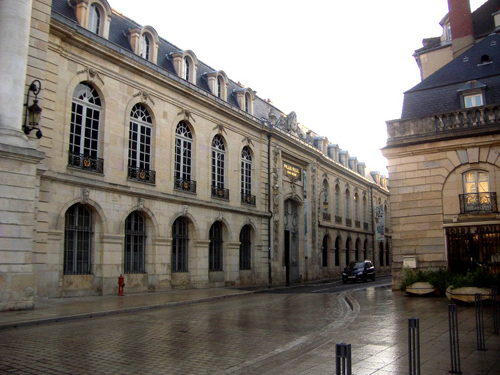 Exposition Dijon : Histoire urbaine