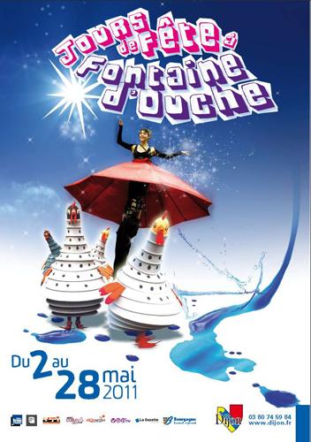 Festival Dijon : Jours de Fête à Fontaine d'Ouche 2011