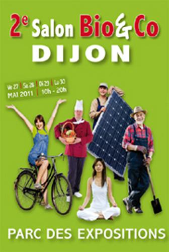 Evènement Dijon : Salon bio et construction saine