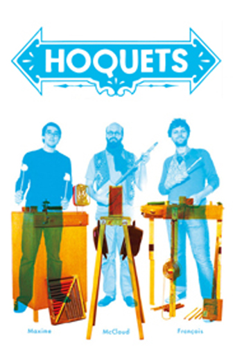 Concert Dijon : Hoquets
