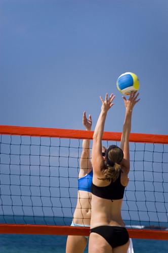 Sport Dijon : Beach-volley – Finale de la Coupe de France