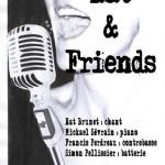 Concert Dijon That's jazz Nat and friends au bistrot de la scène