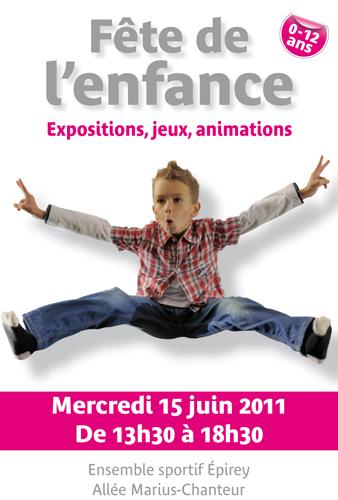 Evènement Dijon : Fête de l'enfance