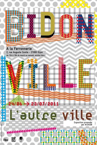 Exposition Dijon : Bidonville, l'autre ville