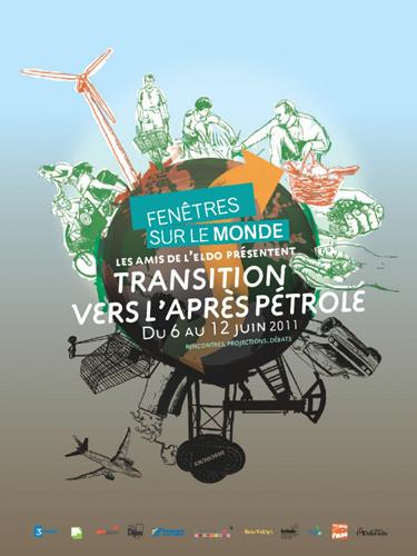 Evènement Dijon : Transition vers l'après pétrole