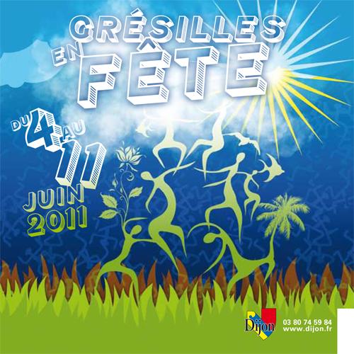 Festival Dijon : Grésilles en fête !
