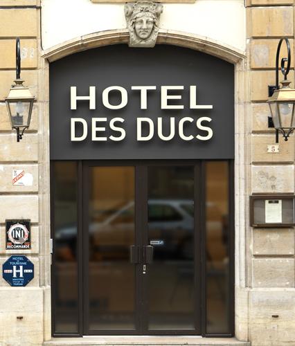 Hotels Dijon : Hotel Des Ducs