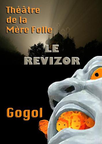 Théâtre Dijon : Le Revizor