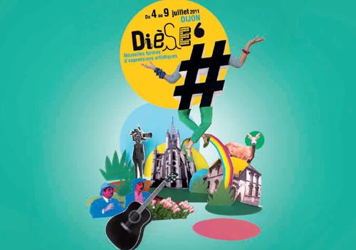 Festival Dijon : Le festival Dièse 2011