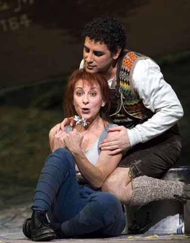 Opéra Dijon : La fille du régiment
