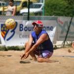 Initiation au Beach Volley piscine Carrousel Dijon