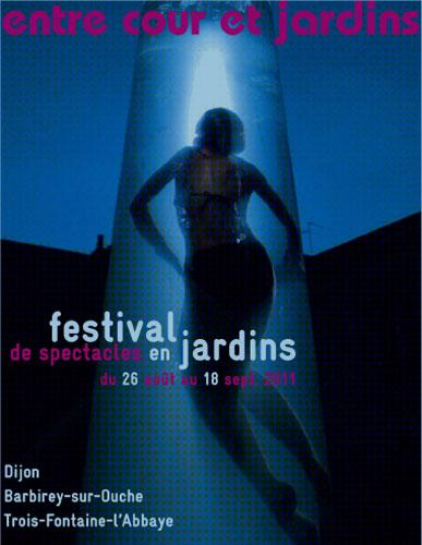 Festival Entre Cours et Jardins : Danse Hors-Cadre