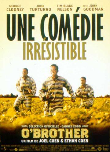 Cinéma Dijon : O'Brother