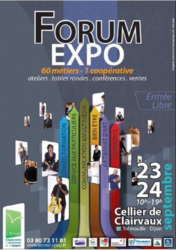 Evènement Dijon : Forum expo 2011