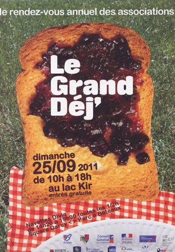 Evènement Dijon : Grand Déj' 2011