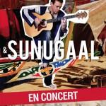 Sunugaal en concert au bistrot de la scène à Dijon