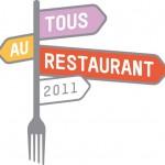Tous au restaurant 2011 à Dijon