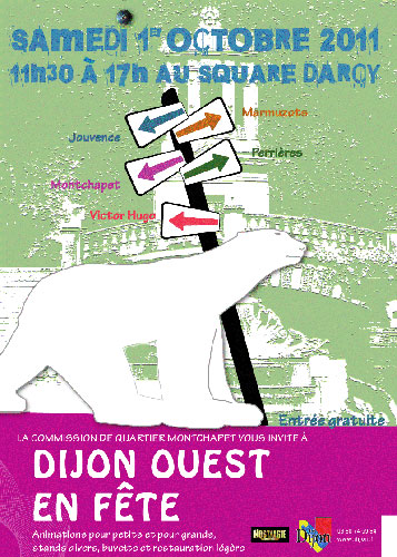 Manifestation Dijon : Dijon Ouest en fête