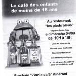 Le Zigolo Café pour enfants à Dijon