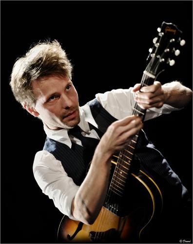 Musique Dijon : Nicolas Jules