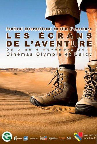 Activité Dijon : Les Ecrans de l'Aventure 2011