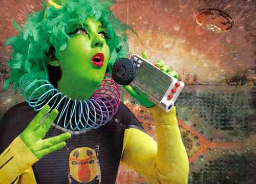 Concert Dijon : Cabaret Freaks