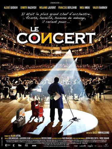 Cine-quartier : Le Concert