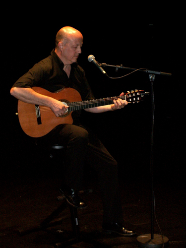 Concert Dijon : Yves Batisse interprète Brassens