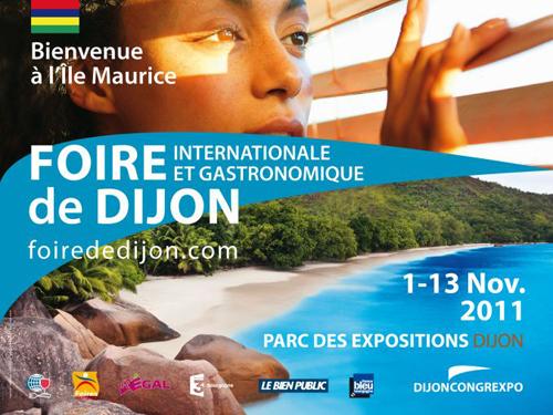 Evènement Dijon : Foire gastronomique 2011 – L'île Maurice