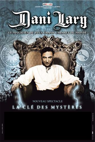 Spectacle Dijon : Dani Lary
