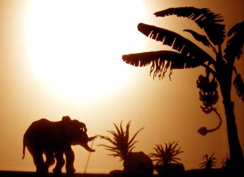 Activité Dijon – Enfant d'éléphant