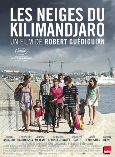 Cinéma Dijon : Les Neiges du Kilimandjaro
