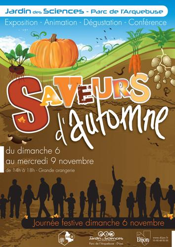 Evènement Dijon : Saveurs d'Automne