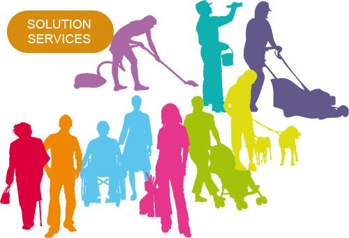 Services à la personne Dijon : Solutions Services